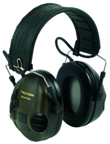 Peltor SportTac Electronic Hearing Protection